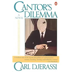 (CANTOR'S DILEMMA ) BY Djerassi, Carl (Author) Paperback Published on (03 , 1991)