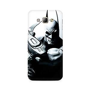 High Quality Printed Cover Case for Samsung A3 Model - Batman Arkham City