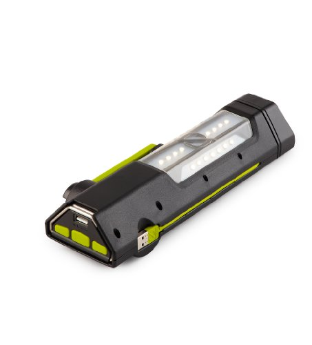 Goal Zero Portable Torch 250 With Power Hub And Emergency Light With Solar And Hand Crank