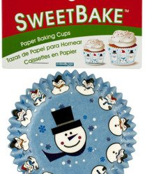 Sweetbake Holiday Paper Baking Cups (Sold by 1 pack of 24 items) PROD-ID : 1980889