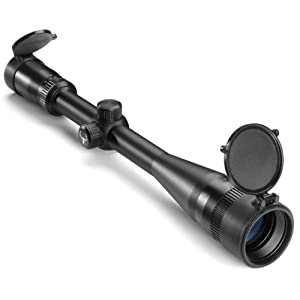 Bushnell Trophy XLT 6-18x 40mm Multi-X Reticle Adjustable Objective Rifle Scope