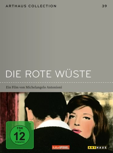 Die rote Wüste - Arthaus Collection