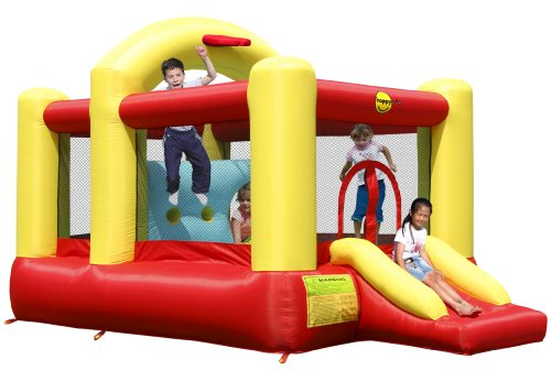 MULTIFUNCTIONAL BOUNCER 9058 MODEL BOUNCY CASTLE BY DUPLAY THE NO.1 SUPPLIER OF BOUNCY CASTLES TO THE UK HOME MARKET- FROM OUR 2011 OUTDOOR PLAY RANGE - SALE NOW ON JUST IN TIME FOR SUMMER.