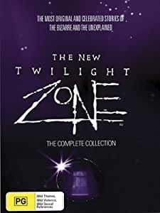 La Cinquième dimension / The New Twilight Zone - Complete Collection - 13-DVD Box Set ( The Twilight Zone ) [ Origine Australien, Sans Langue Francaise ]
