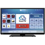 Toshiba 40L3453DB 40-inch Widescreen HD Ready Smart LED TV with Freeview HD