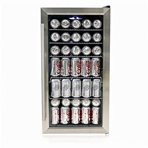 Whynter Br-125sd Beverage Refrigerator Stainless Steel from Whynter