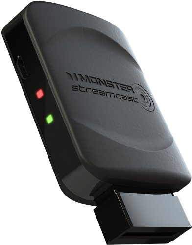 Monster Streamcast Bluetooth Receiver Module
