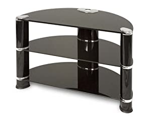 avatar ptv4 fernsehtisch aus glas f r lcd und plasma. Black Bedroom Furniture Sets. Home Design Ideas