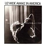 U2 Wide Awake in America (CD Album, Mini, 4 tracks, 1985)