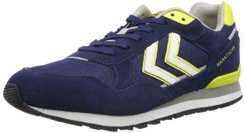 Hummel 'Marathona Low' sneakers, Blu (Blau (BLUE NIGHTS)), 46
