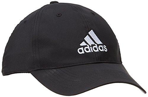 Adidas, Cappellino Uomo Performance, con logo, Nero (Black/White), Taglia unica