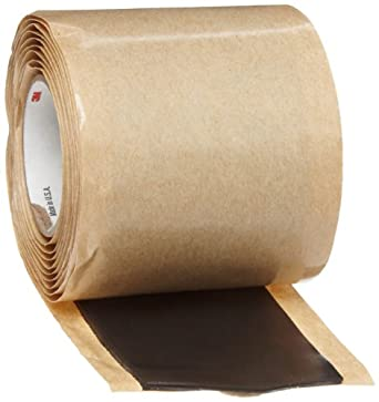 "Scotch Cable Jacket Repair Tape 2234, 2"" Width, 6 Foot Length (Pack of 1)"