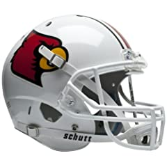 LOUISVILLE CARDINALS Schutt AiR XP Full-Size REPLICA Football Helmet by ON-FIELD