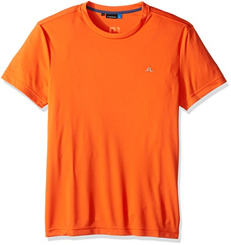 j-lindeberg-maglietta-tx-sport-orange-x-large