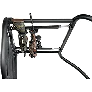Amazon.com: New Honda Pioneer SXS700 UTV Overhead Gun Rifle Rack