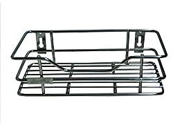 Krystal - 12 Inch X 5 Inch Rack Shelf (Steel)