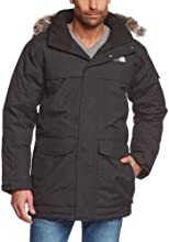 The North Face Mcmurdo Parka homme Tnf Black FR : XXL (Taille Fabricant : XXL)