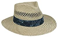 Outdoor Cap Nautical Straw Hat 3&quot; Brim 12per box 1 Size Fits Most Sell by box #LD-905 from Outdoor Cap