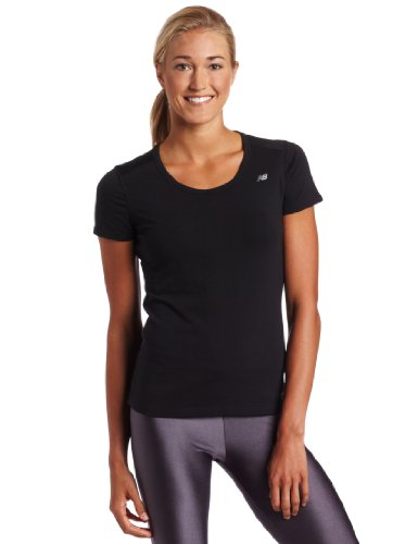 New Balance Women's NP Short Sleeve top (WRT1346)