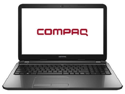HP Compaq 15-s103TU 15.6-Inch Notebook (Intel Pentium N3540 Processor, 4GB RAM, 500GB Hard Drive, Windows 8.1), Charcoal Grey