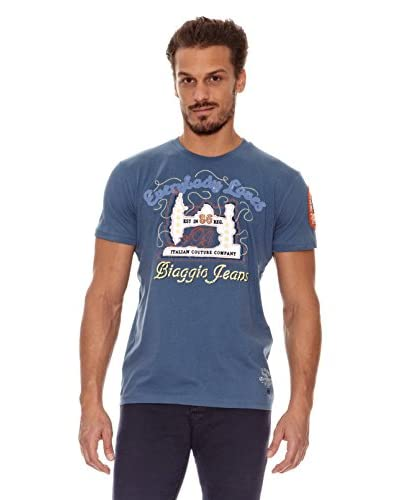 Biaggio T-Shirt Loupasif [Bianco]
