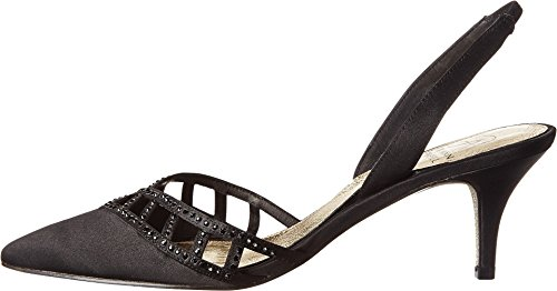 Adrianna Papell Women's Haven Dress Pump, Black, 8.5 M US