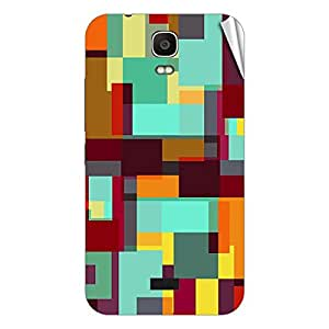 Garmor Designer Mobile Skin Sticker For Huawei G610s - Mobile Sticker