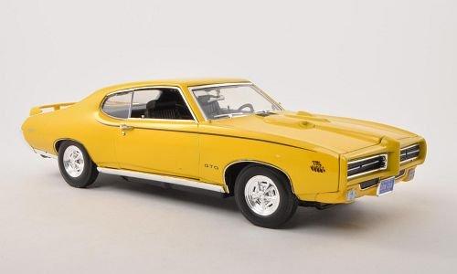 pontiac-gto-judge-amarillo-1969-modelo-de-auto-modello-completo-motormax-118