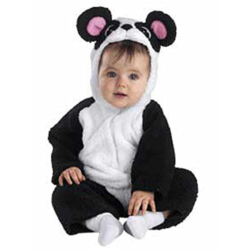 Cute Infant Baby Panda Bear Costume (12-18 months)