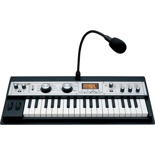 mini keyboard piano korg microkorg xl analog modeling synthesizer with vocoder black review. Black Bedroom Furniture Sets. Home Design Ideas