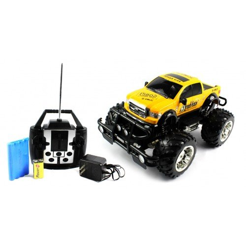 Huge Electric 1:8 F150 Off Road Muscle King Monster RTR RC Truck Remote Control HUGE GIANT RC Truck