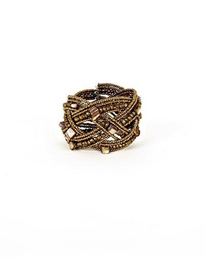Twist Beaded Bracelet