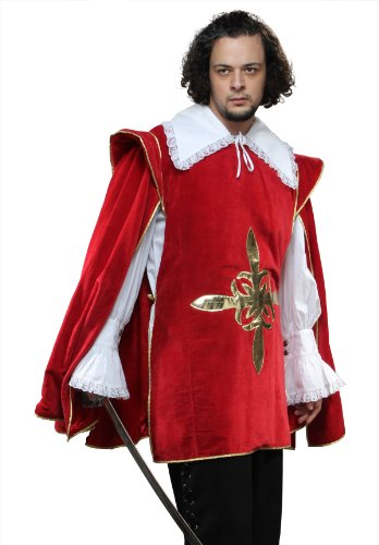 Armor Venue Men's Musketeer Tabard - Medieval Clothing Costume