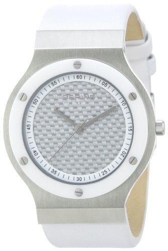 Bering Time Unisex Ceramic Analogue Quartz Watch 32538-659