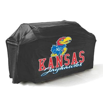 Mr Bar B Q - Kansas Jayhawks Grill Cover