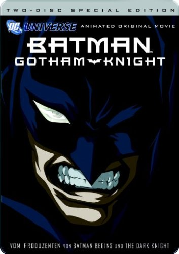 Batman: Gotham Knight (Steelbook) [Special Edition] [2 DVDs]