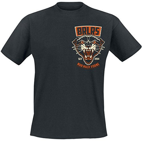 Broilers Panther T-Shirt nero S