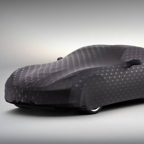 Indoor Car Cover front-44390