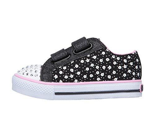576454fed745 high top skechers twinkle toes