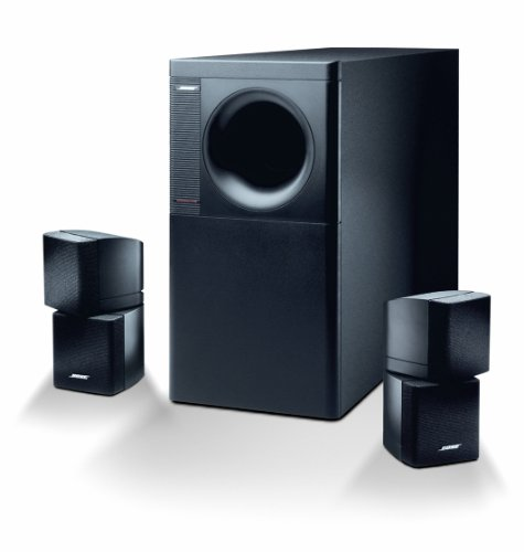 Bose Acoustimass 5 Speaker System - Black