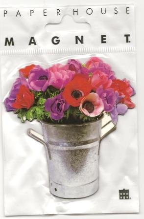 PAPER HOUSE PRODUCTIONS Magnet - Mixed Fresh Flowers