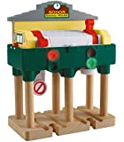 Fisher-Price Thomas the Train Wooden Railway Deluxe Over-The-Track Signal