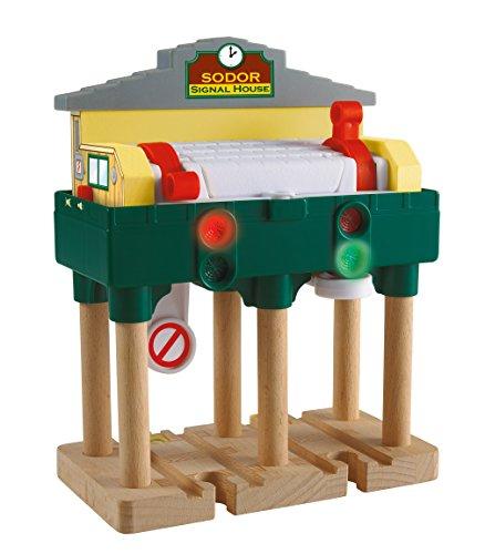 Fisher Price Thomas Wooden Railway Deluxe