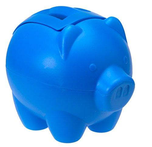 Zillionz counting piggy bank home garden decor banks money jars - Counting piggy bank ...