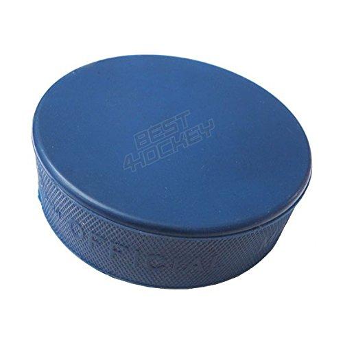 Eishockey-Puck-junior-blau-4OZ-blau-fr-Kinder