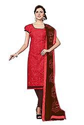 Surbhi Fashion-SDVI-ELIFA11129-Designer Semi Stitched Dress Material