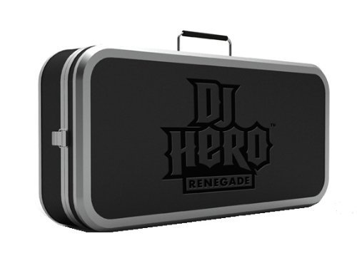 PS3 DJ Renegade Hardshell Turntable Carrying Case