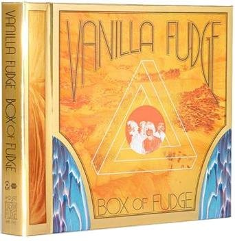 Vanilla Fudge – Box Of Fudge (2010) (4CD Box Set) [FLAC]
