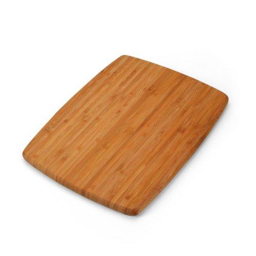 Farberware 11-by-14-Inch Single-Tone Bamboo Cutting