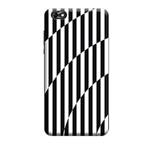 iCover Premium Printed Mobile Back Case Cover With Full protection For Huawei Honor 4X (Designer Case)